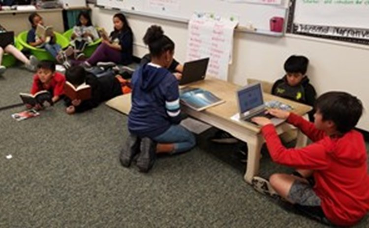 Post's New Flexible Seating Increases Student Productivity - article thumnail image