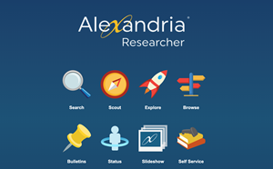 Alexandria online catalog - article thumnail image